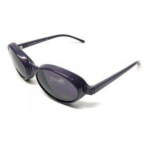 Burberry Women's Purple Sunglasses!